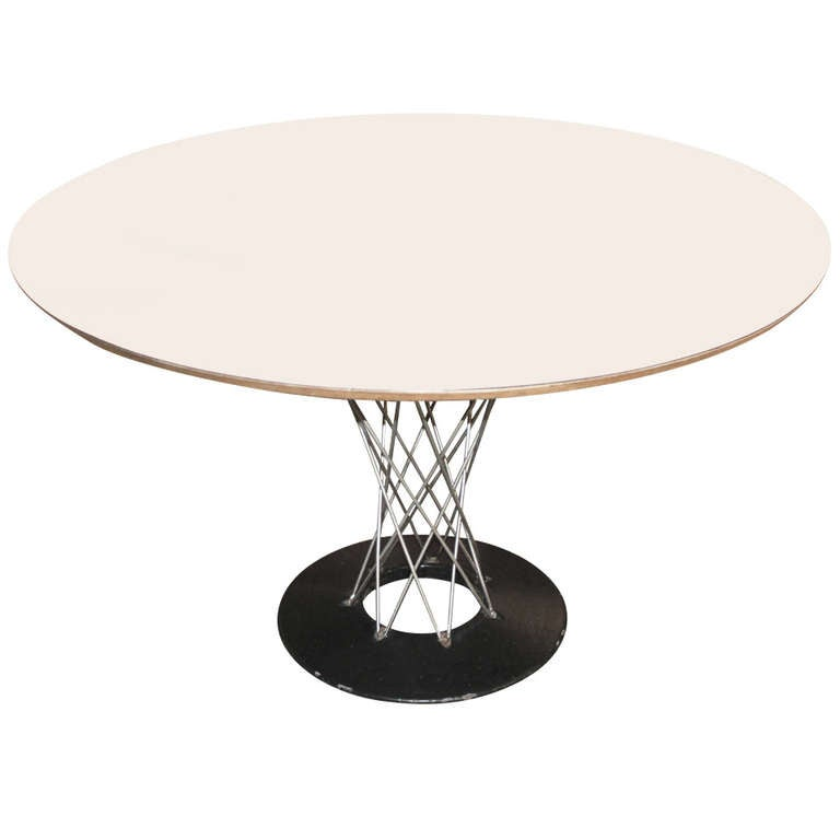 Isamu Noguchi Cyclone Table Manufactured By Knoll For Sale At 1stdibs
