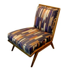 T.H. Robsjohn-Gibbings Slipper Chair
