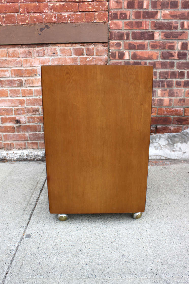 Mid-20th Century Ed Wormley Six Drawer Chest for Dunbar For Sale