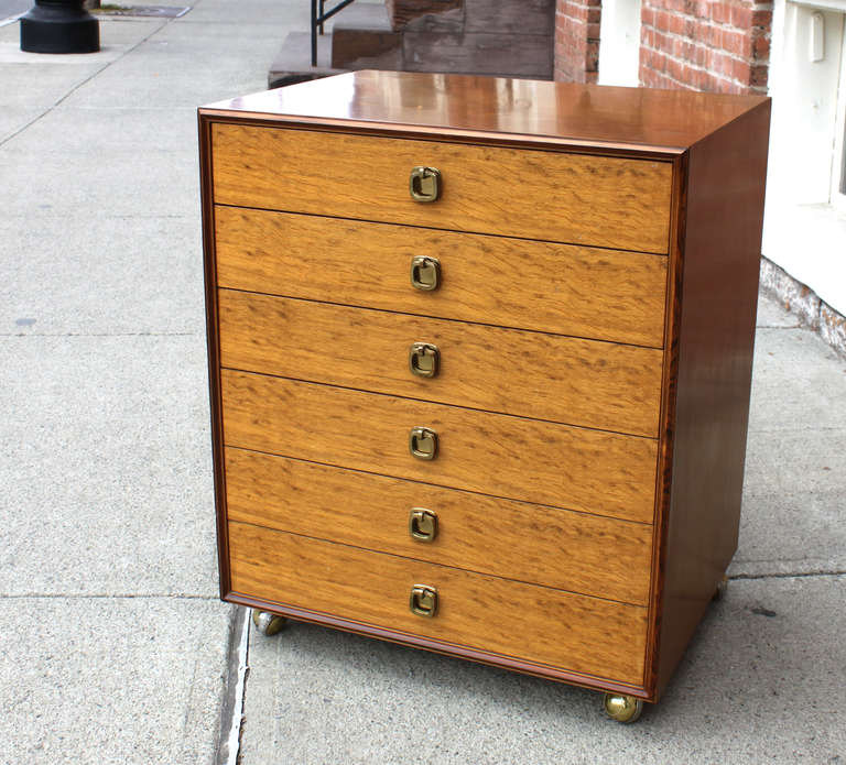 Ed Wormley Six Drawer Chest for Dunbar 2