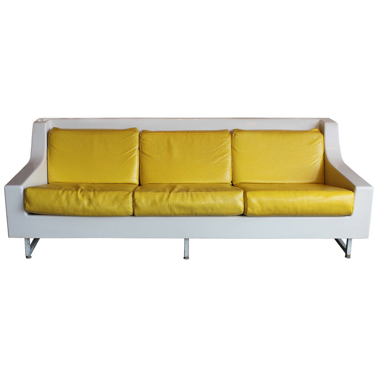 Modern outdoor or indoor sofa for sale at 1stdibs for Outdoor sectional sofa for sale