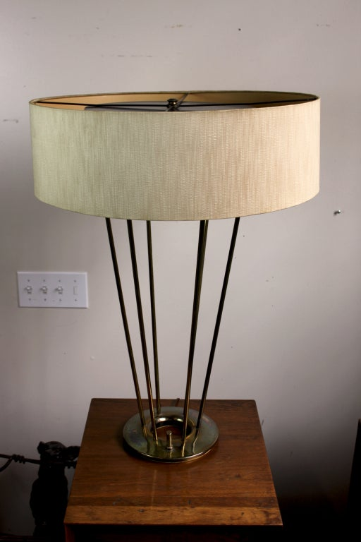 Stiffel Brass Table Lamp 2