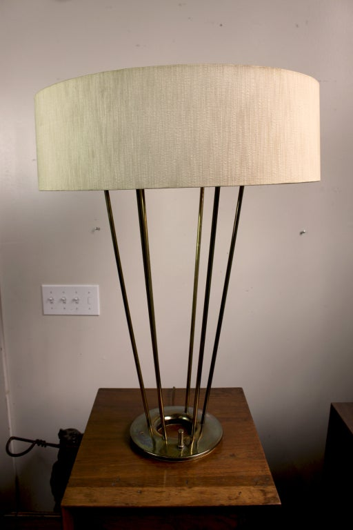 Stiffel Brass Table Lamp 3