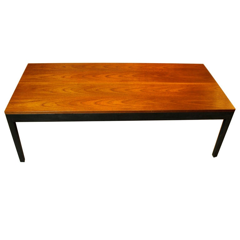George Nelson For Herman Miller Coffee Table At 1stdibs