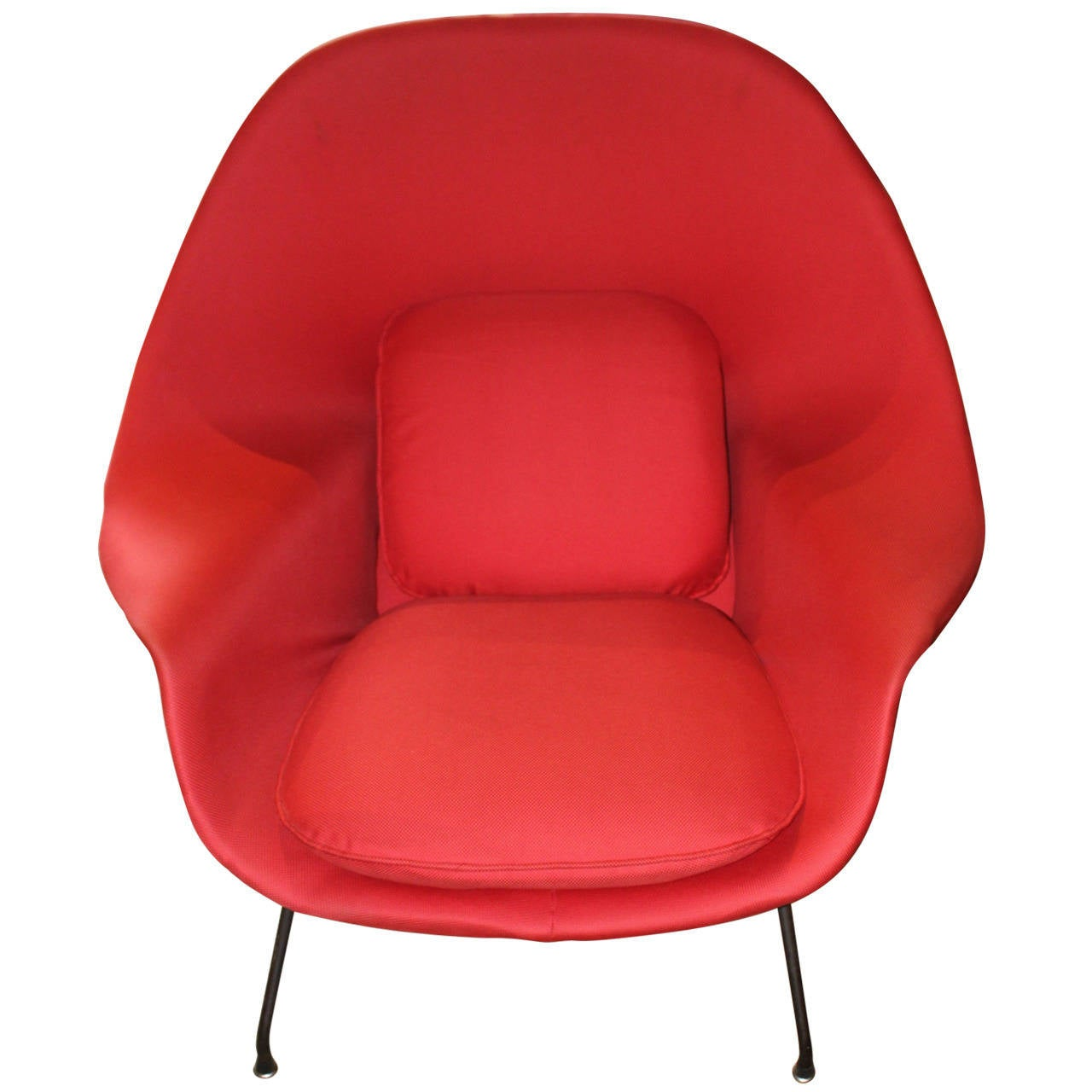 1950s saarinen womb chair for sale at 1stdibs - Vintage womb chair for sale ...