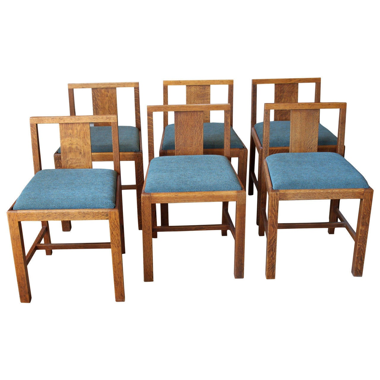 Early English Oak Chairs By Heals London For Sale At 1stdibs