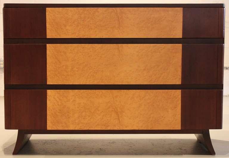 Eliel Saarinen Chest Of Drawers Dresser By Rway