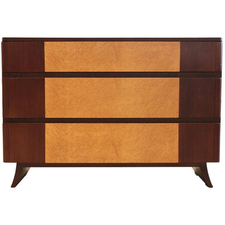 Wonderful Eliel Saarinen Furniture #5: Eliel Saarinen Chest Of Drawers, Dresser, By Rway Furniture 1