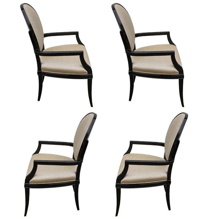 Park Avenue Chair set of Four