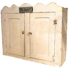 Rudy Granda's Hanging Cabinet