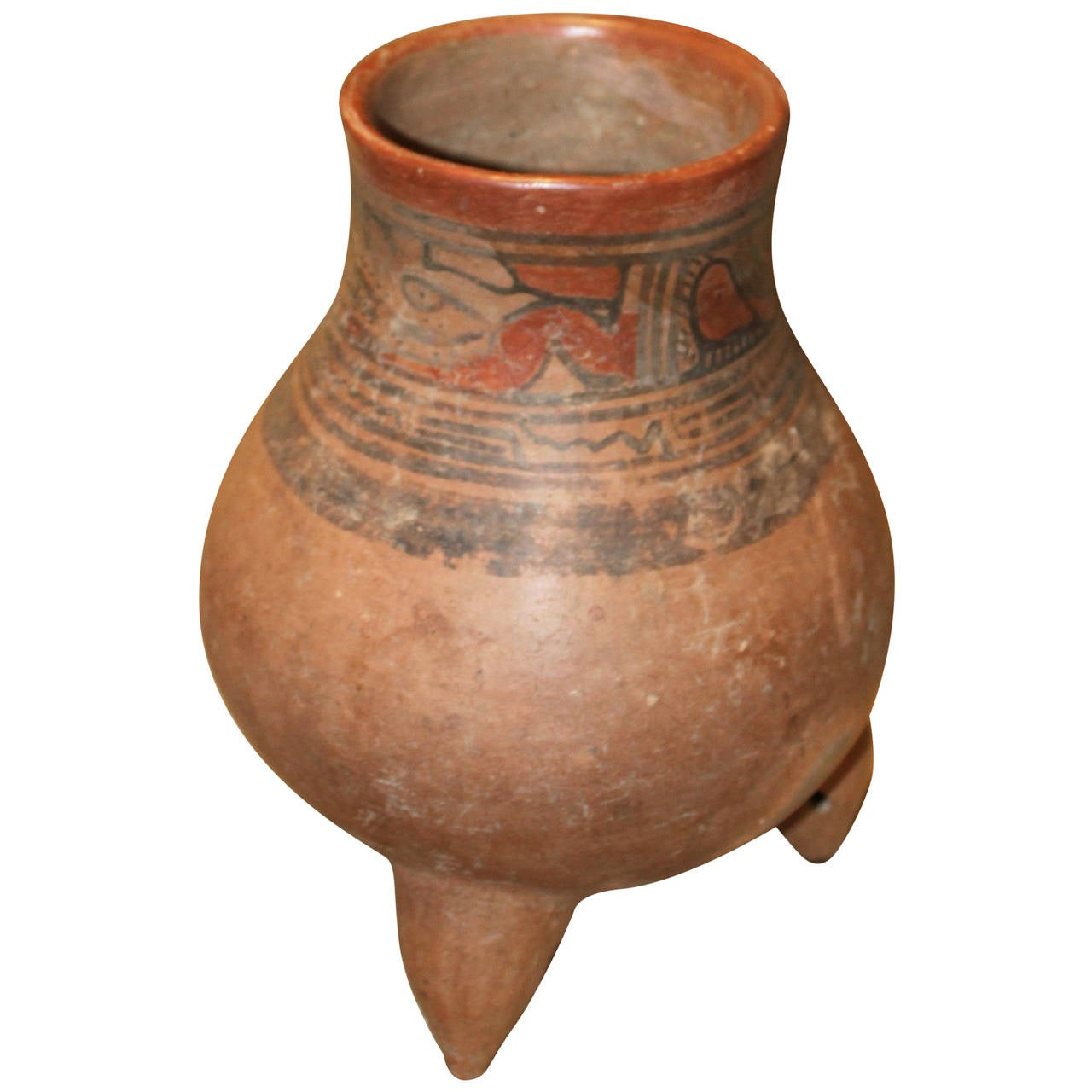 Pre Columbian Mesoamerican Pot At 1stdibs