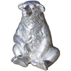 Arthur Court Bear Wine Cooler