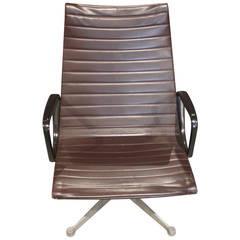 Eames Aluminium Group Armchair