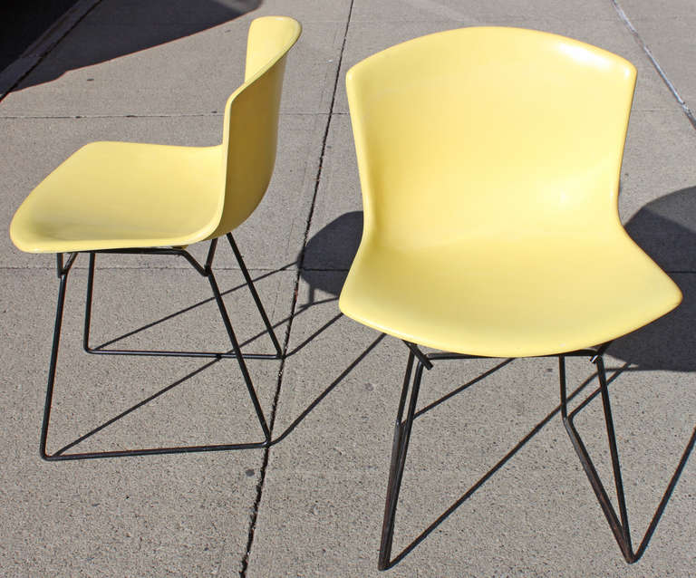Harry Bertoia for Knoll Shell Chairs 2