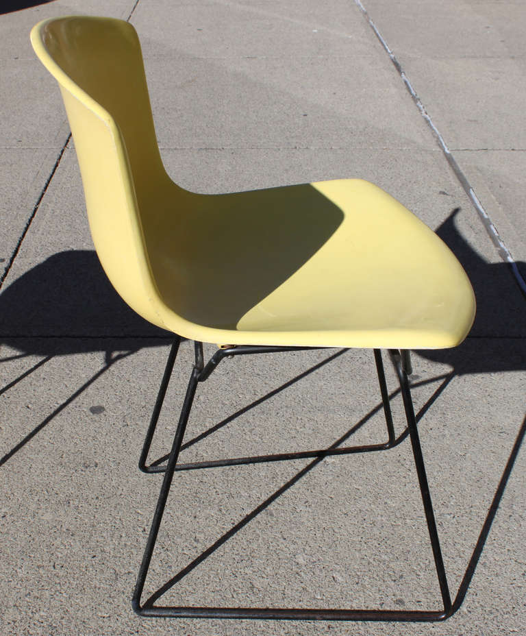 Harry Bertoia for Knoll Shell Chairs 4