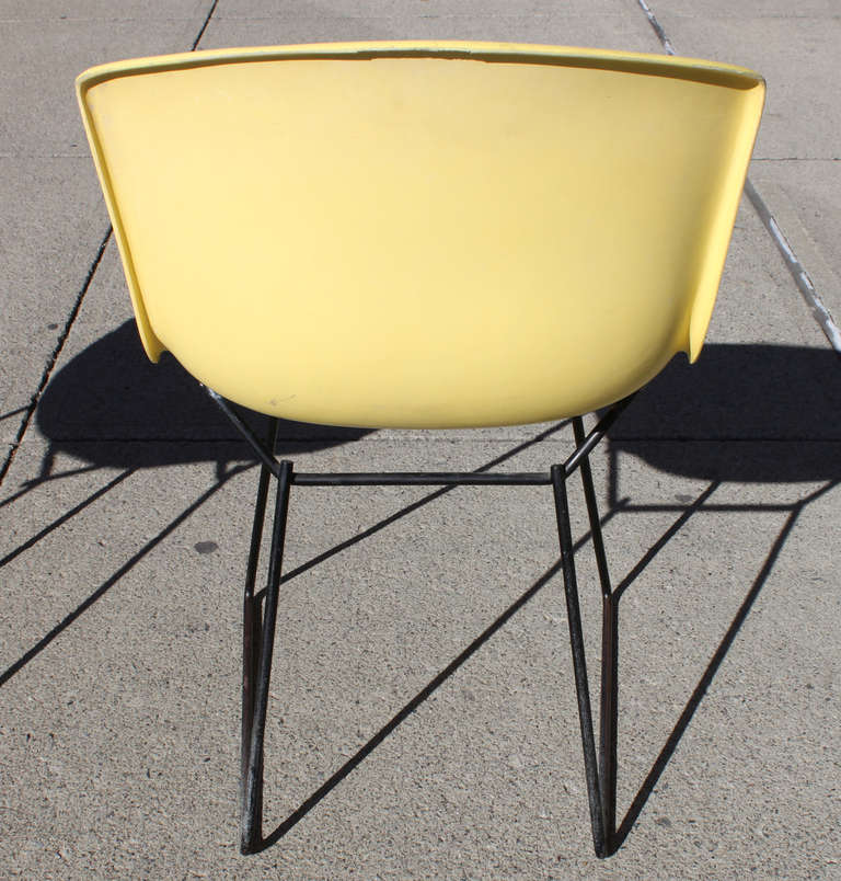 Harry Bertoia for Knoll Shell Chairs 5