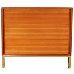 Mid-Century Modern John Stuart Three-Drawer Dresser