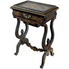 Napoleon III Ladies Work Table