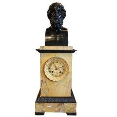 French Hermaic Clock