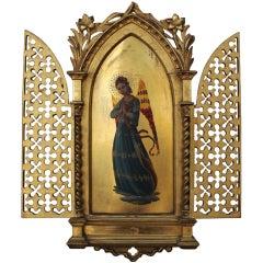 Beautiful 19th C. Italian Icon