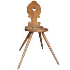Swiss Peasant Chair