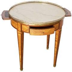 Napoleon III Period Bouillotte Style Table