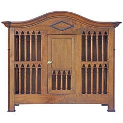 19th Century French Pantry Cabinet