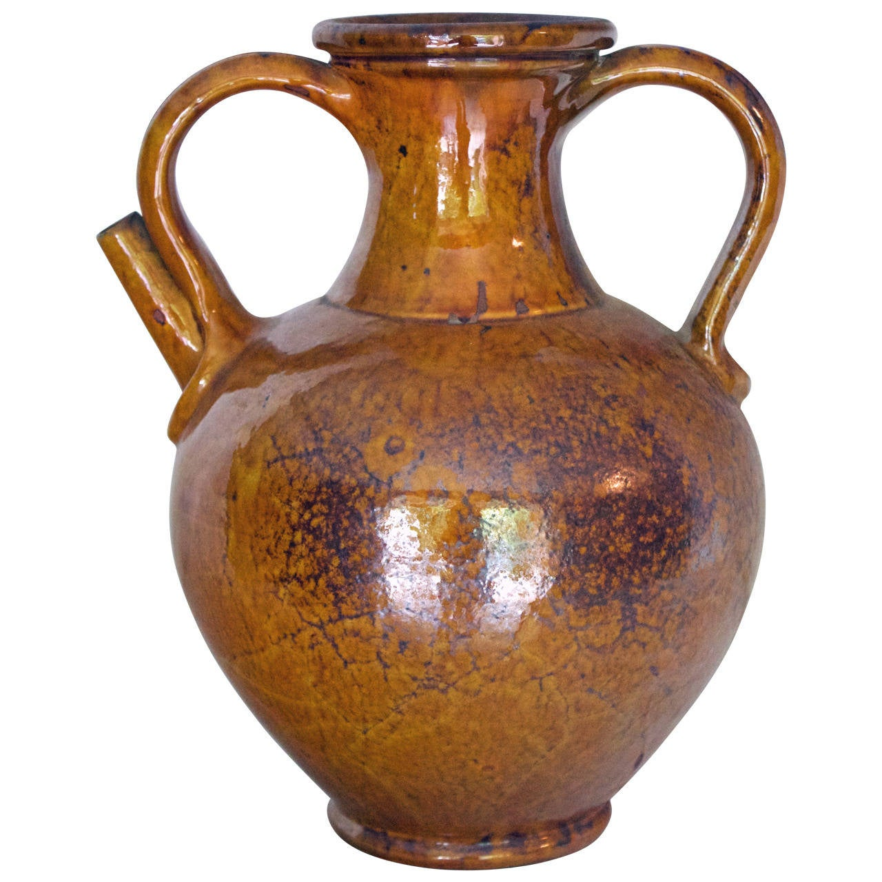 """Southern French Water Jug by """"Vieux Biot"""""""
