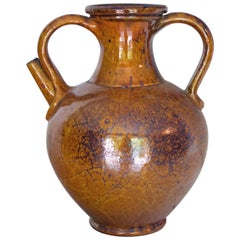 "Southern French Water Jug by ""Vieux Biot"""