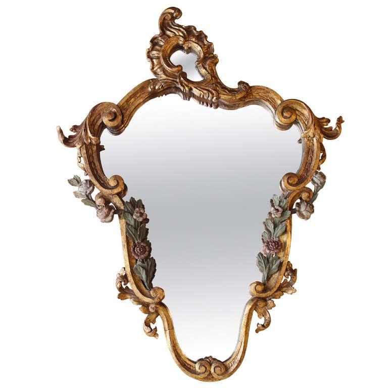 18th Century Italian Wall Mirror