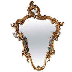18th Century Italian Wall Mirror