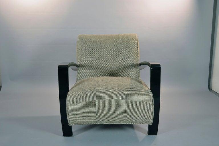 Art Deco Arm Chair 2