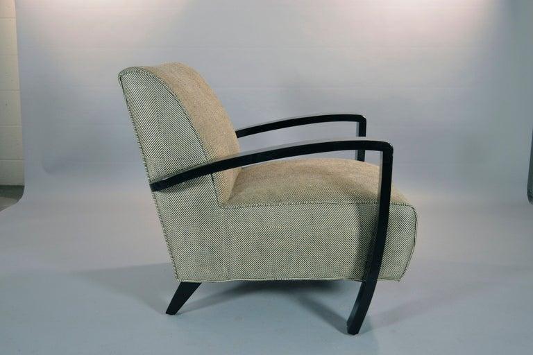 Art Deco Arm Chair 3