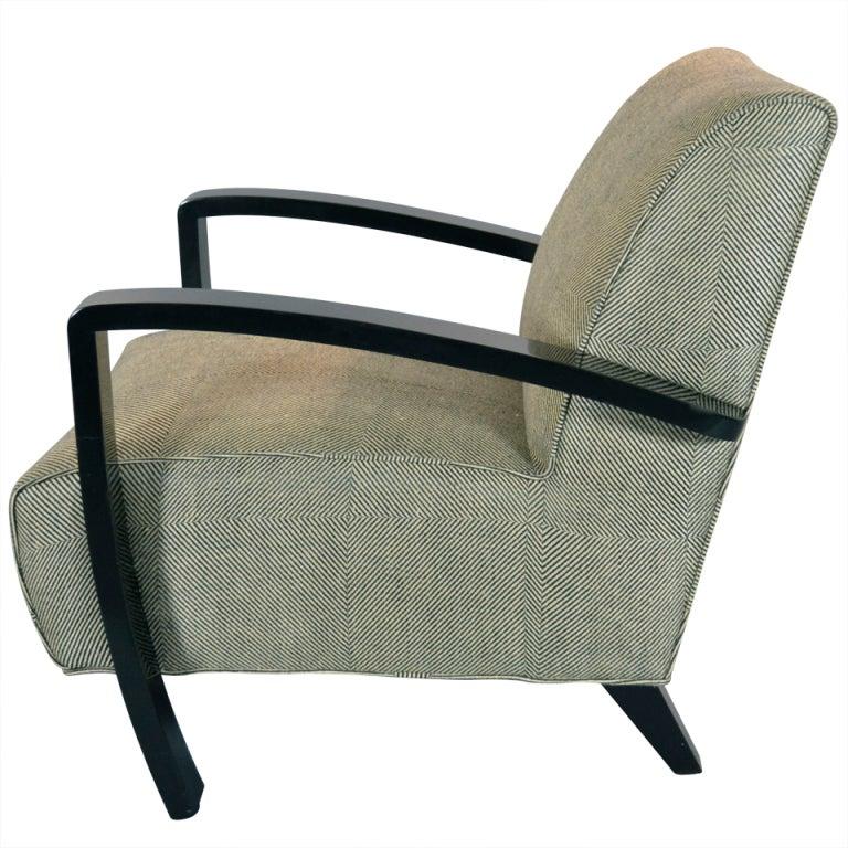 Art Deco Arm Chair 1