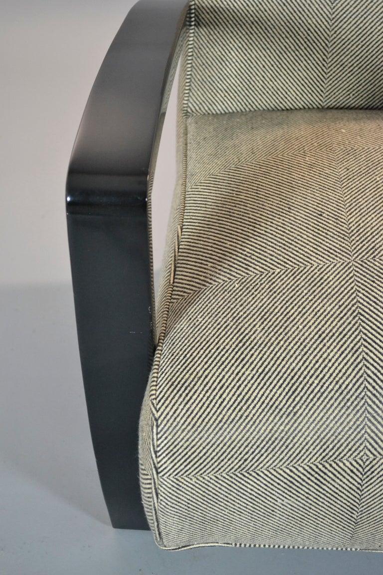Art Deco Arm Chair 5