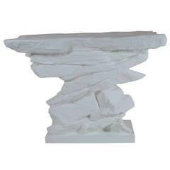 Sirmos Rock Console Table