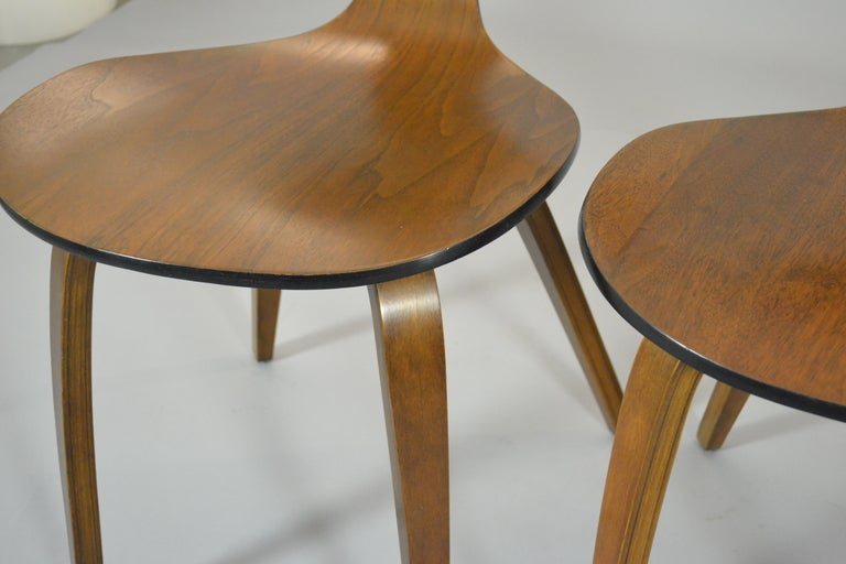 set of 4 vintage cherner chairs at 1stdibs