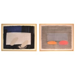Michael Steiner, Signed Works on Paper Paintings