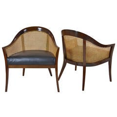 Pair of Harvey Probber Armchairs