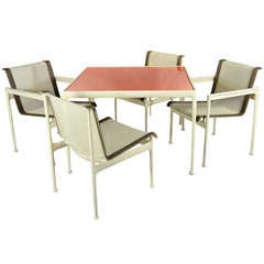 Richard Schultz for Knoll - 4 Chairs and Table
