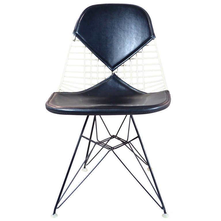 Eames Eiffel Chair For Herman Miller At 1stdibs