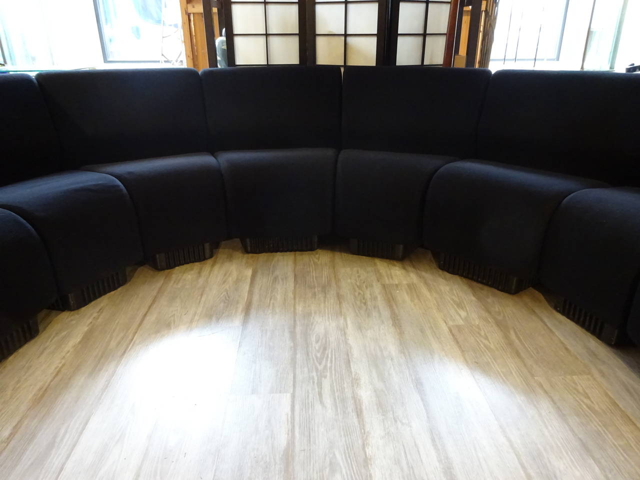 Herman Miller Eight Piece Sectional Quot Never Ending Sofa Quot At