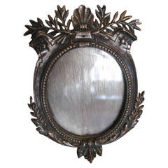 Belle Époque Gorham Sterling Silver Photo Frame