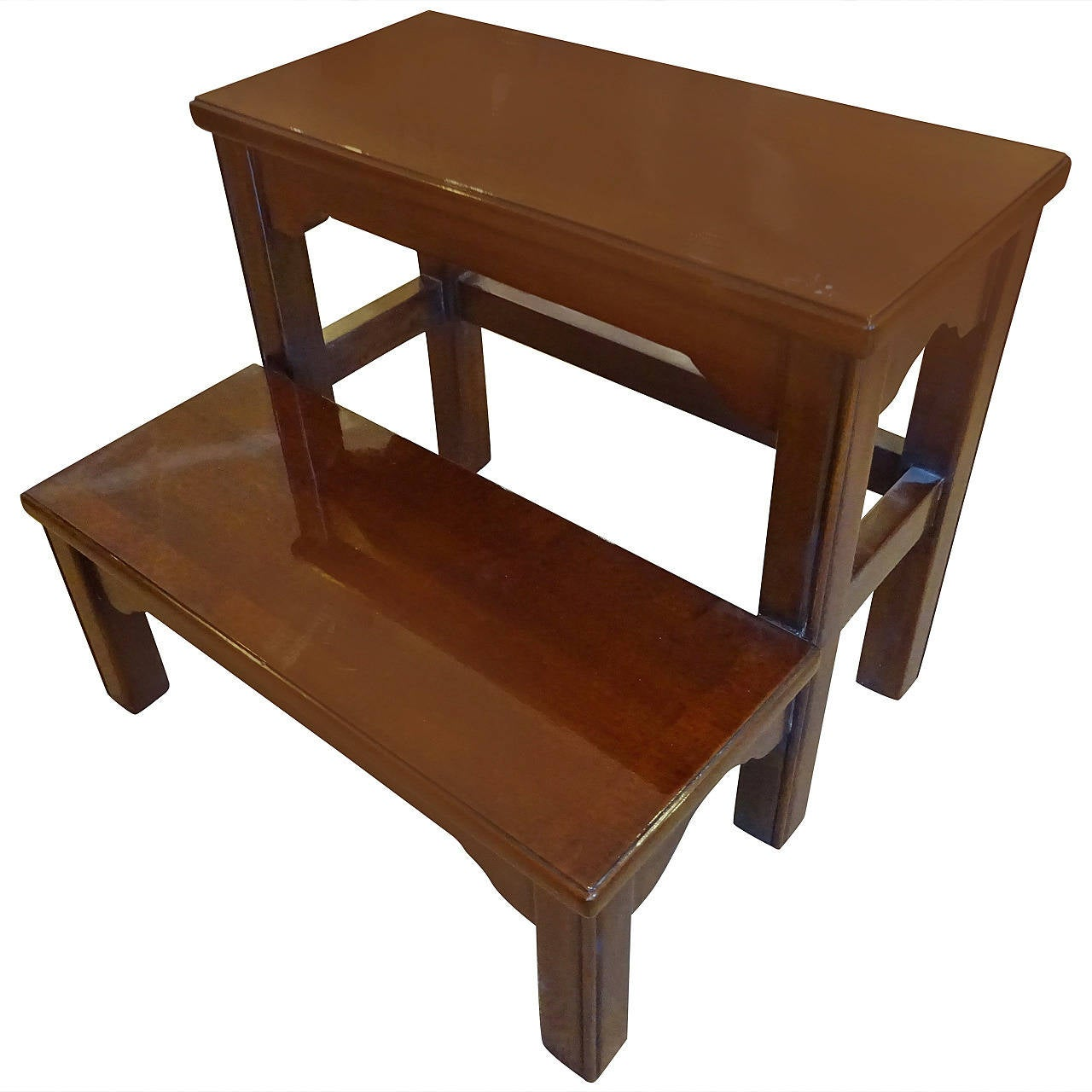 Two-step stool, 1990s