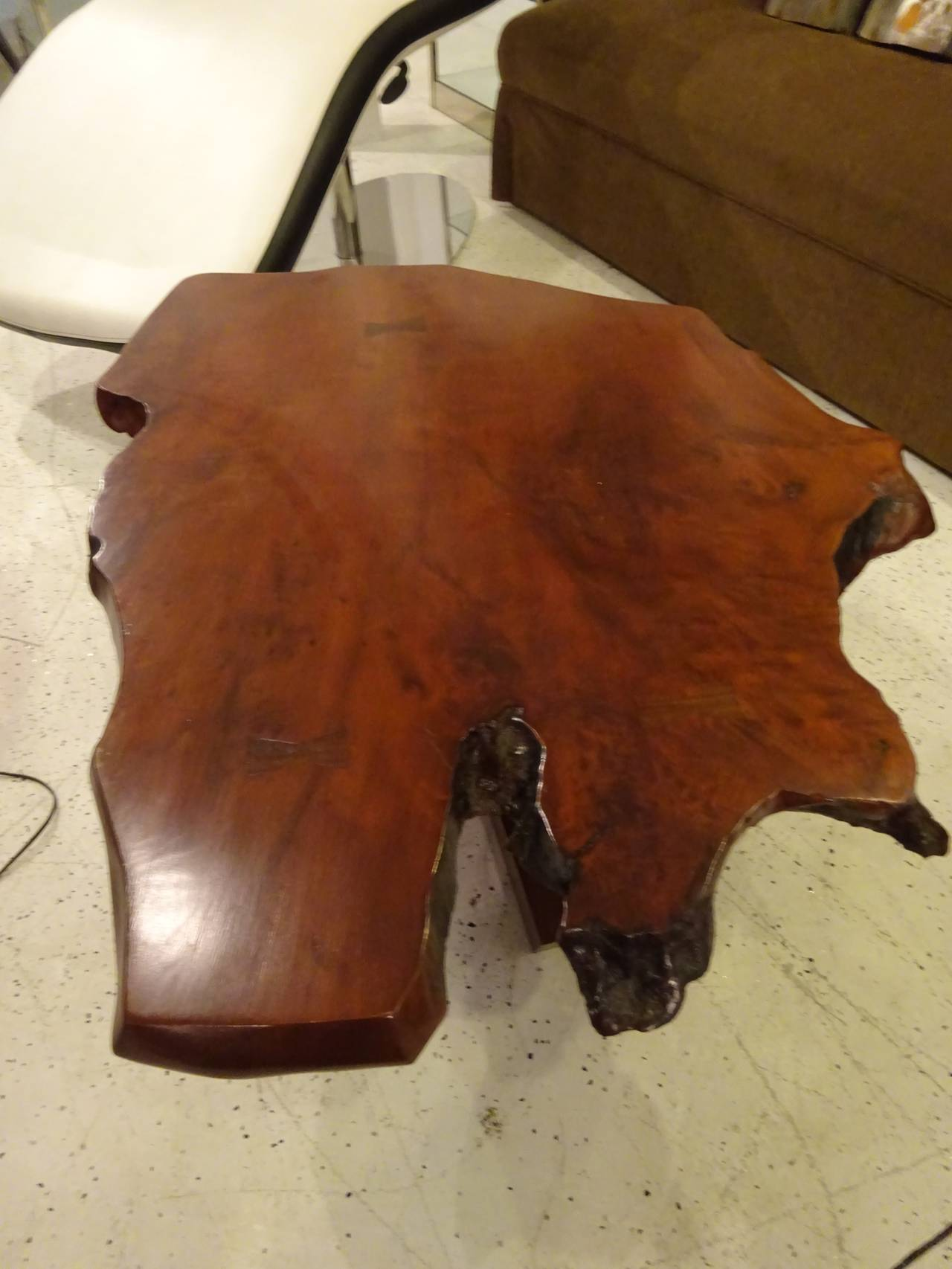 Nakashima style coffee table at 1stdibs nakashima style coffee table 3 geotapseo Gallery