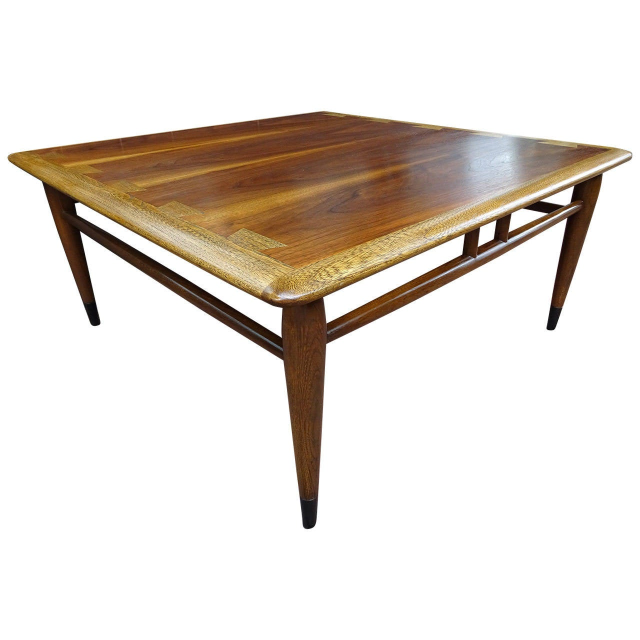 Square Lane Dovetail Cocktail Table At 1stdibs