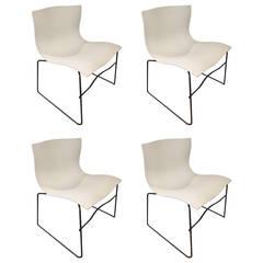 Four Knoll Handkerchief Chairs