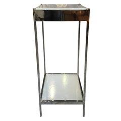 Milo Baughman Style Pedestal