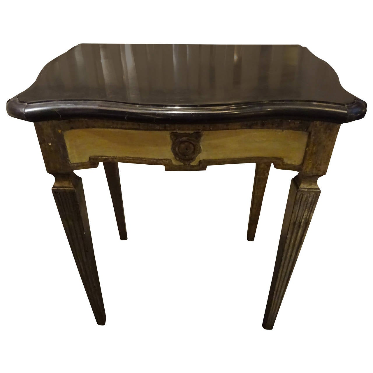 Diminutive Tuscan Console Table At 1stdibs