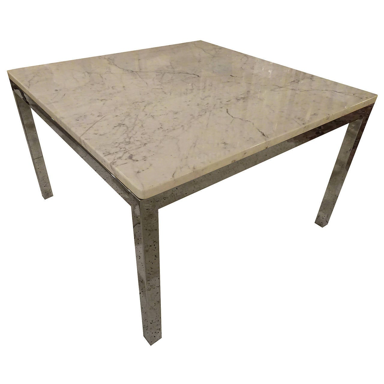 Florence knoll style coffee table at 1stdibs Florence knoll coffee table